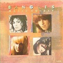 Bangles - Manic_monday_US