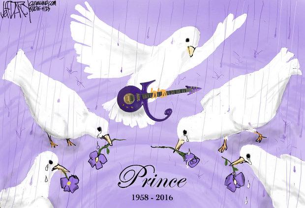 prince memoriam