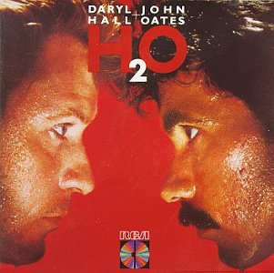 Hall & Oates - H2O back cover