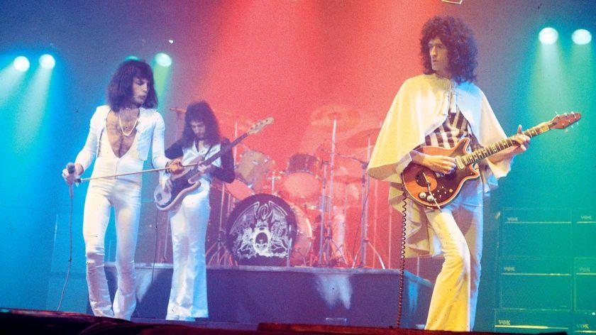 Queen - in concert 1975