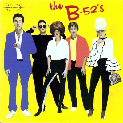 the b52s 1st lp