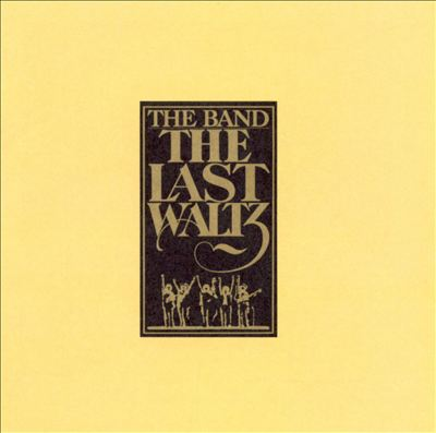 The Band - The Last Waltz LP