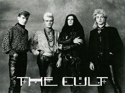 The Cult 1986
