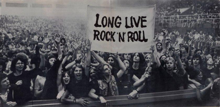 1. Long live rock n roll