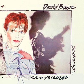 13. david bowie - scary monsters