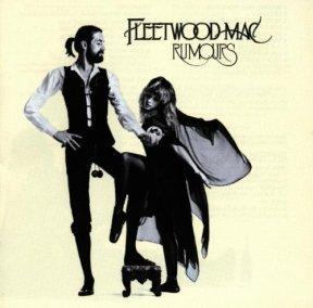 15. fleetwood mac - rumours