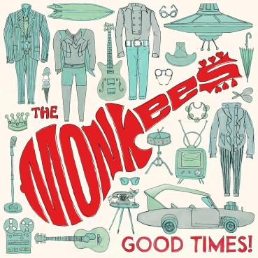 2. the-monkees-good-times-cover