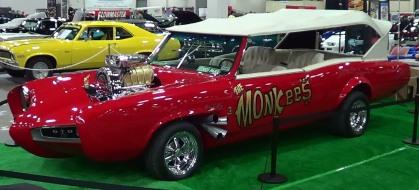 2. the monkeesmobile