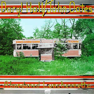20. Hall Oates Abandoned Luncheonette