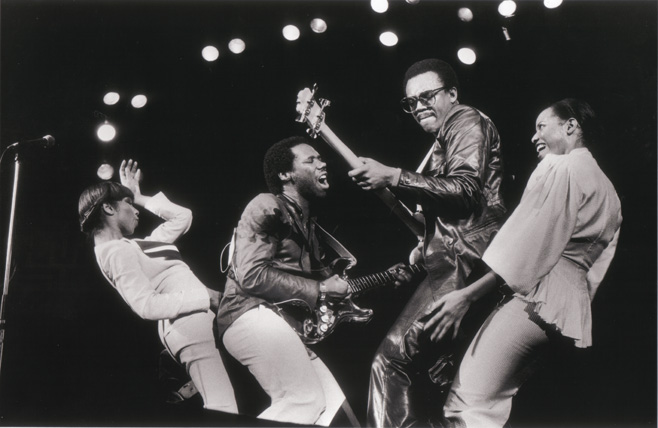 22. CHIC in concert