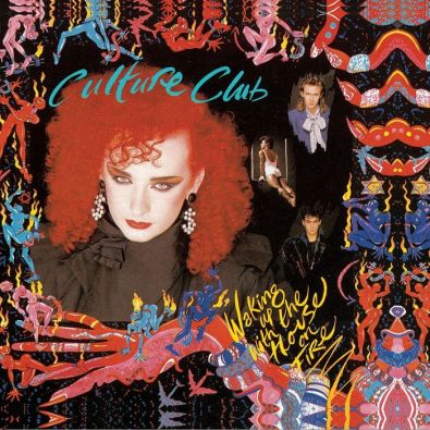 24. Culture Club - Waking Up with the House on Fire