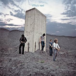 50. The Who - Who's Next