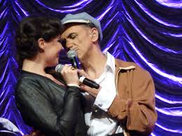 A. Dexys in concert