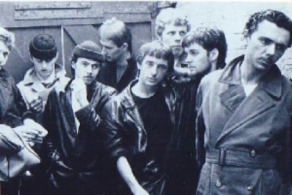 A. Dexys in the early days