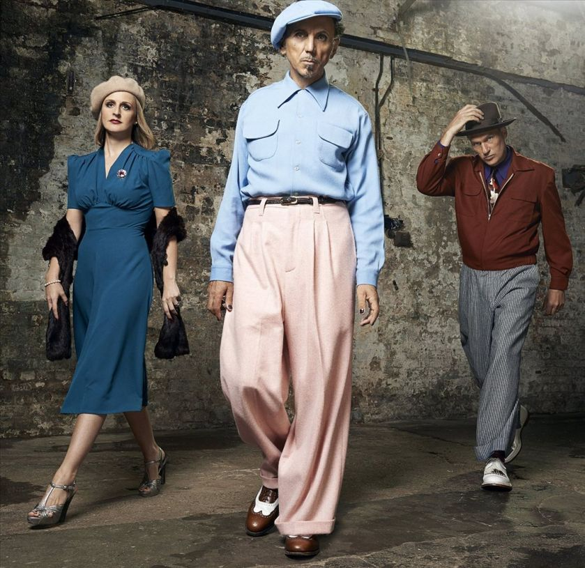 A. Dexys Let the Record Show