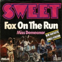 7.26 sweet Fox_on_the_Run_single_cover