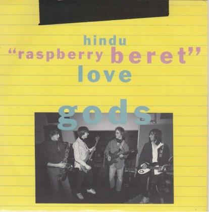 7.27 Hindu Love Gods - Raspberry Beret