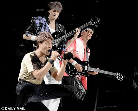 7.8 Duran Duran live