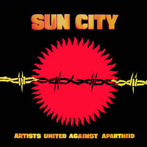 artists united against apartheid sun city album