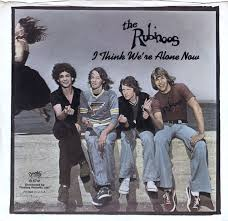 8.29 the rubinoos i think we're alone now