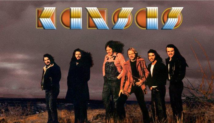 8.4 Kansas band iconic pic