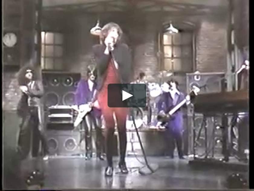 8.8 J. Geils Band SNL