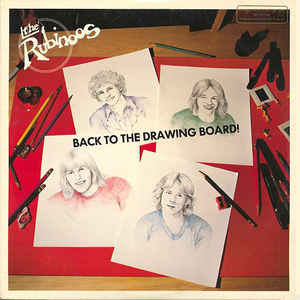 the rubinoos back to the drawing board
