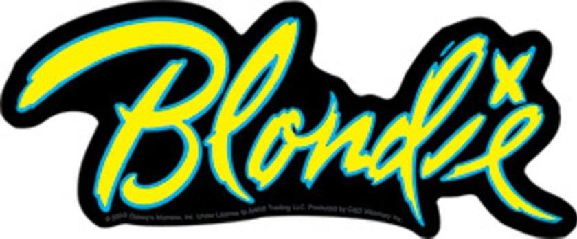 2-2-blondie-band-logo-sticker-s2721