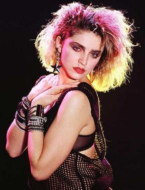 7.11 Madonna 80s