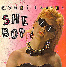 7.17 cyndi lauper - she bop