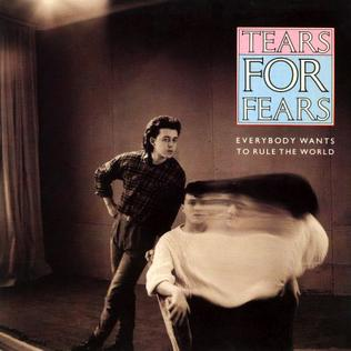 7.19 Tears for Fears - Everybody Wants to Rule the World