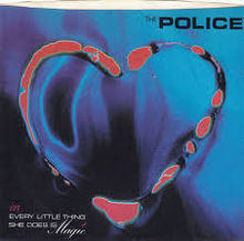 7.19 The Police - Every_Little_Thing_She_Does_Is_Magic_US_Cover