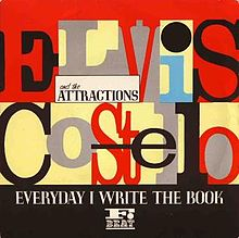 7.20 EC & the Attractions-Everyday_i_write_the_book_uk