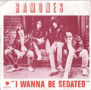 7.21 Ramones_-_I_Wanna_Be_Sedated_cover