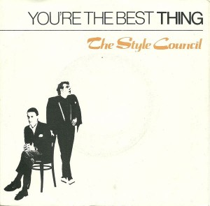 7.21 Style Council - Youre the best thing