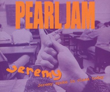 12. pearl jam - jeremy