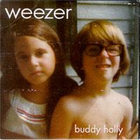 17. weezer - buddy holly
