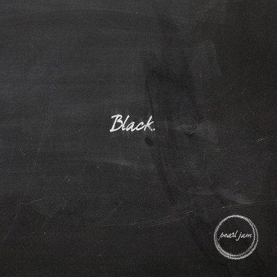 2. pearl jam - black