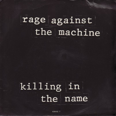 20. RATM - killing in the name