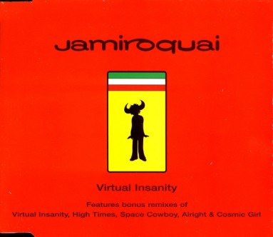30. jamiroquai - virtual insanity