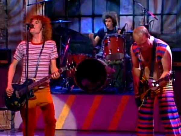 8.1 The Replacements on SNL