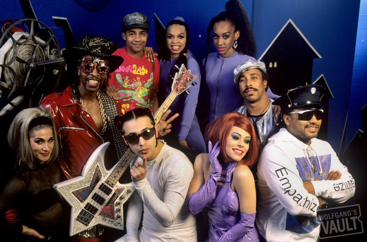 8.16 deee lite with bootsy collins