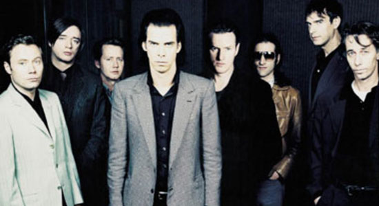 8.18 Nick Cave and bad seeds