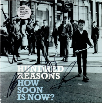 8.4 the smiths - how soon is now