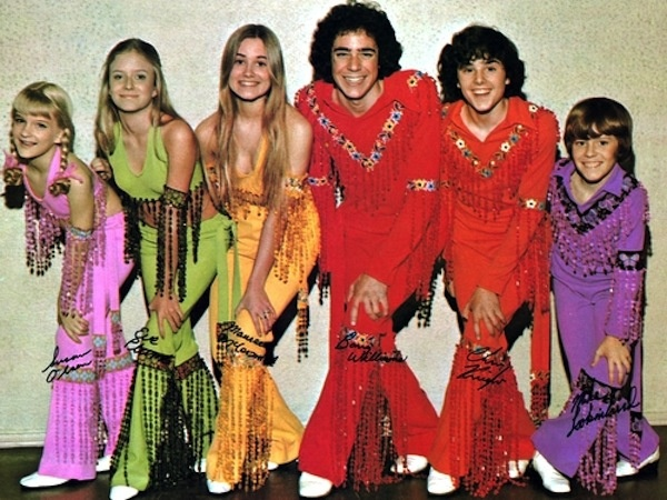8.8 the kids from the brady bunch