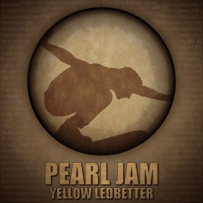 8. pearl jam - yellow ledbetter