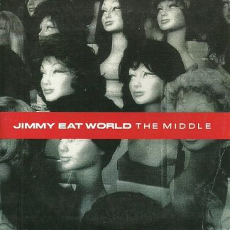 9.1 jimmy eat world - the middle