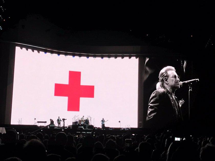 9.12 U2 pics