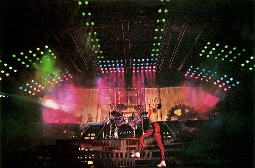 9.15 queen in concert 1980
