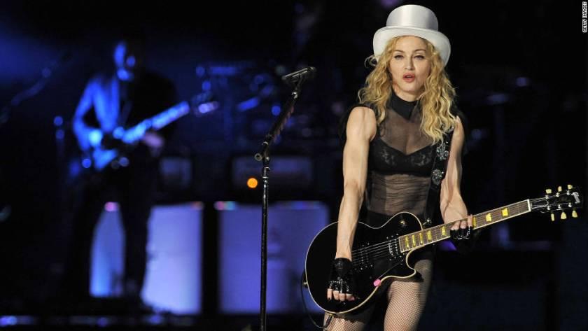 9.22 Madonna at Super Bowl